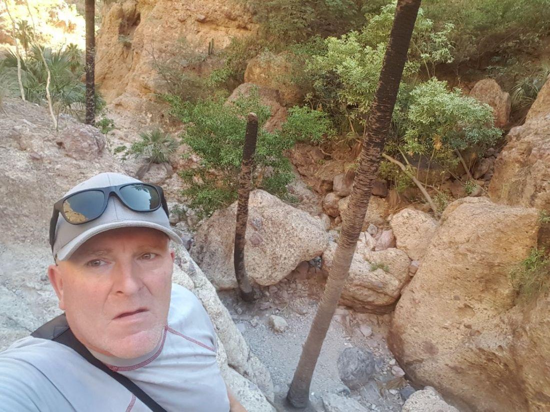 Nacapule Cliff